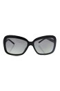 Burberry BE 4173 3001/11 - Black by Burberry for Women - 58-15-135 mm Sunglasses