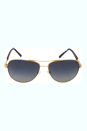 Michael Kors MK 5014 10244L Sabina lll - Gold Blue by Michael Kors for Women - 59-14-135 mm Sunglasses