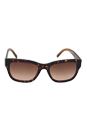 Burberry BE 4188 3506/13 - Dark Havana by Burberry for Women - 54-19-140 mm Sunglasses