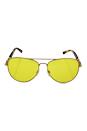 Michael Kors MK 1003 102485 Fiji - Gold/Yellow by Michael Kors for Women - 58-14-135 mm Sunglasses