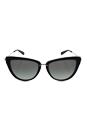 Michael Kors MK 6039 312911 Abela II - Black/White by Michael Kors for Women - 56-17-140 mm Sunglasses