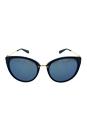 Michael Kors MK 6040 313455 Abela III - Navy by Michael Kors for Women - 55-19-140 mm Sunglasses