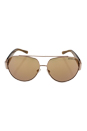 Michael Kors MK 5012 1066R1 Tabitha II - Rose Gold/Pink by Michael Kors for Women - 59-12-135 mm Sunglasses