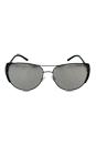 Michael Kors MK 1005 10586G Sadie I - Black/Silver by Michael Kors for Women - 59-15-135 mm Sunglasses