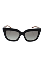 Michael Kors MK 2013 306511 Polynesia - Black Brown Tortoise/Grey Gradient by Michael Kors for Women - 53-18-135 mm Sunglasses