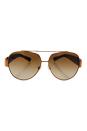 Michael Kors MK 5012 109013 Tabitha II - Copper Tortoise/Brown Gradient by Michael Kors for Women - 59-12-135 mm Sunglasses