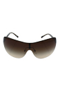 Michael Kors MK 5013 102713 Sabina I - Silver Tortoise/Brown by Michael Kors for Women - 35-135-125 mm Sunglasses