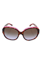 Michael Kors MK 6004 300368 Kauai - Tortoise on Pink by Michael Kors for Women - 59-17-135 mm Sunglasses