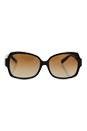 Michael Kors MK 6020 300513 Bund - Black/Brown Gradient by Michael Kors for Women - 57-15-140 mm Sunglasses
