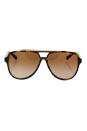 Michael Kors MK 6025 310613 Clementine II - Tortoise Gold/Brown Gradient by Michael Kors for Women - 60-13-140 mm Sunglasses
