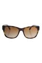 Michael Kors MK 6028 300613 Tabitha IV - Dark Tortoise/Brown Gradient by Michael Kors for Women - 54-18-135 mm Sunglasses