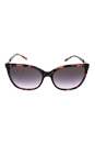 Michael Kors MK 6029 31085M Sabina II-Pink Tortoise-Rose Gold/Grey Pink Gradient by Michael Kors for Women - 56-16-135 mm Sunglasses