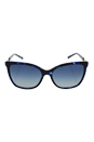 Michael Kors MK 6029 31094L Sabina II - Blue Tortoise-Gold/ Blue Gradient by Michael Kors for Women - 56-16-135 mm Sunglasses