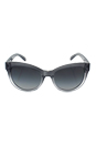 Michael Kors MK 6035 3124T3 Mitzi I - Smoke Clear/Grey Gradient Polarized by Michael Kors for Women - 53-18-135 mm Sunglasses