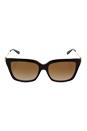 Michael Kors MK 6038 313013 Abela I - Tortoise Orange/Brown Gradient by Michael Kors for Women - 54-16-140 mm Sunglasses