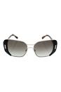 Prada SPR 59S 1AB-OA7 - Black/Grey by Prada for Women - 56-16-135 mm Sunglasses