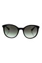 Prada SPR 17S 1AB-0A7 - Black/Grey by Prada for Women - 53-21-140 mm Sunglasses