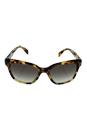 Prada SPR 11S 7S0-0A7 - Havana/Gray Gradient by Prada for Women - 53-18-140 mm Sunglasses