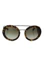 Prada SPR 13S UEZ-4K1 - Spotted Brown Green/Grey Green by Prada for Women - 54-25-135 mm Sunglasses
