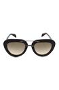 Prada SPR 28R 2AU-3DO - Dark Havana/Light Brown by Prada for Women - 52-22-135 mm Sunglasses