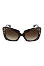Versace VE 4308B 108/13 - Havana/Brown by Versace for Women - 54-22-140 mm Sunglasses