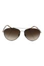 Burberry BE 3089 1145/13 - Light Gold/Brown Gradient by Burberry for Women - 58-14-140 mm Sunglasses