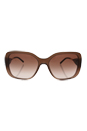 Burberry BE 4192 3173/13 - Brown Gradient/Brown Gradient by Burberry for Women - 56-17-135 mm Sunglasses