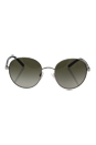 Michael Kors MK 1007 10018E Sadie III - Silver Black/Green Gradient by Michael Kors for Women - 52-19-135 mm Sunglasses
