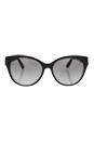 Michael Kors MK 6026 309511 Tabitha I - Black Glitter/Grey Gradient by Michael Kors for Women - 57-16-135 mm Sunglasses