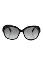 Michael Kors MK 6027 309911 Tabitha III - Black Glitter/Grey by Michael Kors for Women - 55-18-135 mm Sunglasses