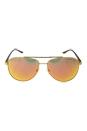 Michael Kors MK 5007 10436Q Hvar - Gold/Orange by Michael Kors for Women - 59-14-135 mm Sunglasses