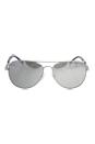 Michael Kors MK 1003 10016G Fiji - Silver/Silver by Michael Kors for Women - 58-14-135 mm Sunglasses