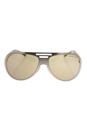 Michael Kors MK 5011 1064R1 Clementine I - Satin Rose Gold/Rose Gold by Michael Kors for Women - 59-16-140 mm Sunglasses