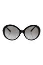 Michael Kors MK 2015B 300511 Willa I - Black Gold/Grey Gradient by Michael Kors for Women - 58-18-135 mm Sunglasses