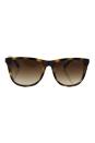 Michael Kors MK 6009 301013 Algarve - Dark Tortoise/Brown Gradient by Michael Kors for Women - 54-18-135 mm Sunglasses