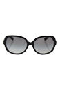 Michael Kors MK 6017 300511 Isle Of Skye - Black/Grey Gradient by Michael Kors for Women - 58-17-135 mm Sunglasses