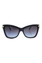 Michael Kors MK 2027 317111 Audrina III - Black/Grey Gradient by Michael Kors for Women - 56-16-140 mm Sunglasses
