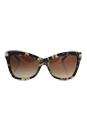 Michael Kors MK 2027 317513 Audrina III - Brown Mosaic/Brown by Michael Kors for Women - 56-16-140 mm Sunglasses