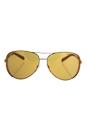 Michael Kors MK 5004 10915N Chelsea - Bronce/Bronce by Michael Kors for Women - 59-13-135 mm Sunglasses