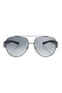 Michael Kors MK 5012 107111 Tabitha II - Black/Grey by Michael Kors for Women - 59-12-135 mm Sunglasses