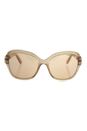 Michael Kors MK 6027 3097R1 Tabitha III - Taupe Glitter/Rose Gold by Michael Kors for Women - 55-18-135 mm Sunglasses