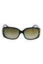 Michael Kors MK 6011 301713 Delray - Green Snake/Smoke Gradient by Michael Kors for Women - 56-16-135 mm Sunglasses