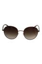 Michael Kors MK 1007 106013 Sadie III - Brown Tortoise/Brown Gradient by Michael Kors for Women - 52-19-135 mm Sunglasses