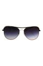 Michael Kors MK 1012 110836 Vivianna I - Rose Gold/Grey Rose Gradient by Michael Kors for Women - 58-15-135 mm Sunglasses
