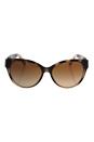 Michael Kors MK 6026 309613 Tabitha I - Tortoise Gradient Glitter/Brown Gradient by Michael Kors for Women - 57-16-135 mm Sunglasses
