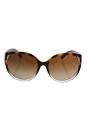 Michael Kors MK 6036 312513 Mitzi II - Tortoise Clear/Brown Gradient by Michael Kors for Women - 60-18-135 mm Sunglasses