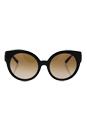 Michael Kors MK 2019 315313 Adelaide I - Black Purple Tortoise/Brown Gradient by Michael Kors for Women - 55-20-140 mm Sunglasses