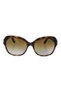 Michael Kors MK 6027 3006T5 Tabitha III - Dark Tortoise/Brown Gradient Polarized by Michael Kors for Women - 55-18-135 mm Sunglasses