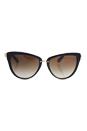 Michael Kors MK 6039 314713 Abela II - Tortoise/Brown by Michael Kors for Women - 56-17-140 mm Sunglasses