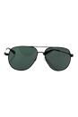 Michael Kors MK 1009 108271 Pipper II - Black by Michael Kors for Women - 59-13-140 mm Sunglasses